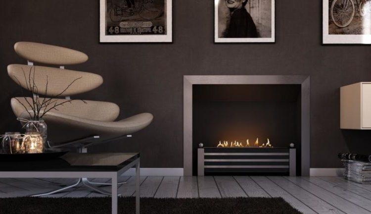 Био камин Gloss Fire  - альтернатива традиционному камину