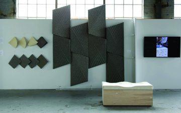 Новая технология 3D-печати позволяет изготавливать архитектурные элементы из войлока