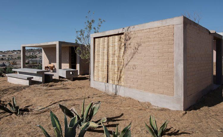 Casa Hilo: концепция модульного социального жилья для Мексики