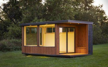 Escape представляет три новых модели крошечных домов