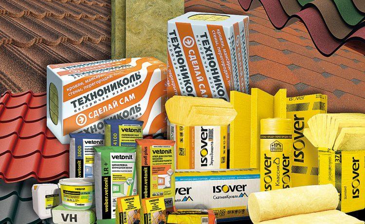 Все, что нужно Вам для строительства и ремонта на одном сайте – MBPartner!