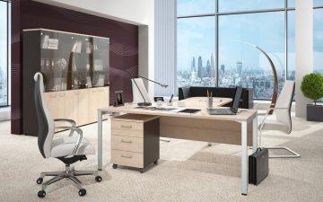 Удобный офисный стол – основа для плодотворной работы сотрудника
