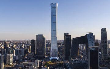 В Пекине открылся один из самых высоких в мире небоскребов