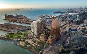 MVRDV представила проект нового небоскреба для Сан-Франциско