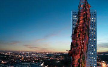 Небоскреб - памятник потерпевшему крушение кораблю построят в Праге