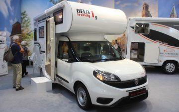 Мини-автодом Trendy от WOF – достойная альтернатива жилому фургону