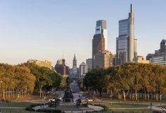 Foster + Partners построила самый высокий небоскреб в Филадельфии