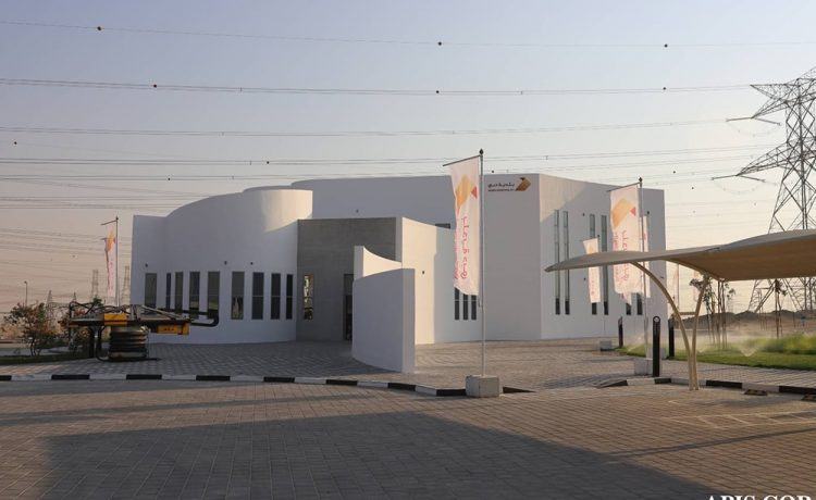 Самое большое в мире 3D-печатное здание построено за 2 недели