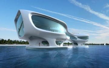 Плавающий центр морских исследований будет построен на Бали