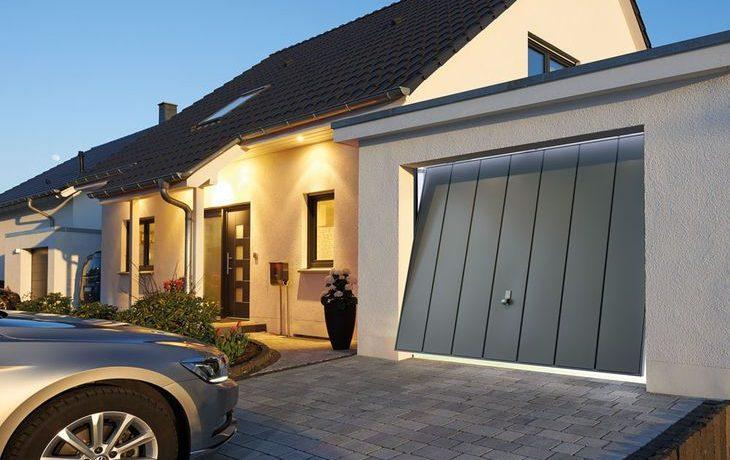Ворота и двери Hörmann: дизайн, удобство и безопасность для Вашего гаража и дома