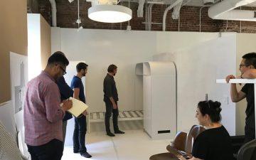 Архитекторы из Лос-Анджелеса разработали модульное, доступное жилье для бездомных