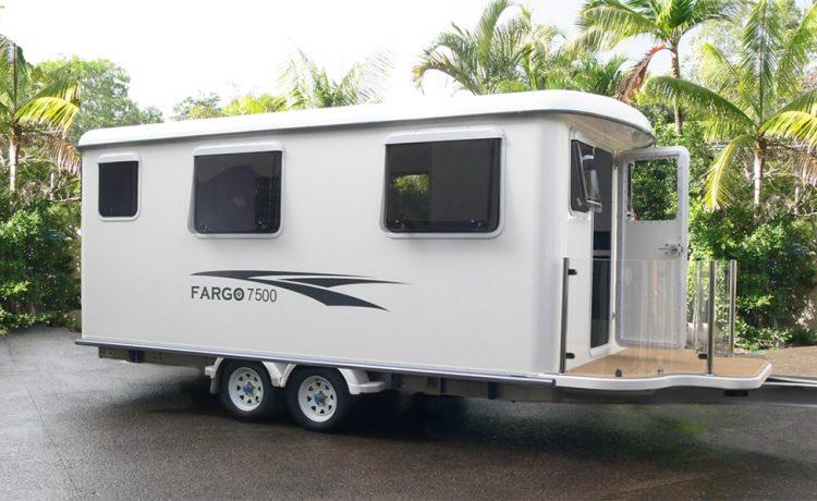 Универсальные глэмперы от Fargo: на суше, воде или на колесах