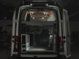 VanDoIt построил первый модульный автофургон на базе Ford Transit AWD