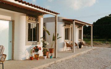 В Мексике представлен первый в мире жилой микрорайон с 3D-печатными домами