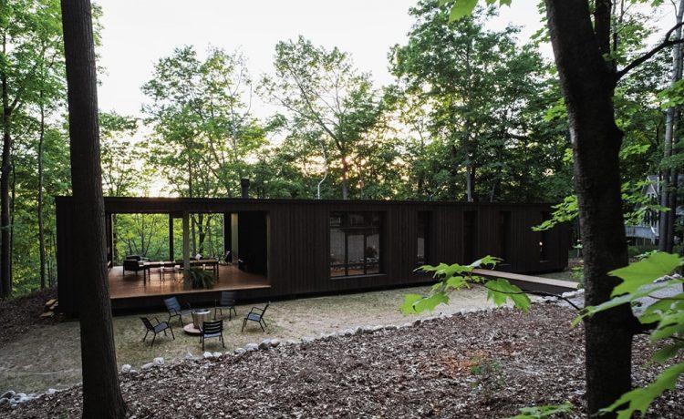 Архитекторы из Мичигана представили новый потрясающий энергосберегающий дом
