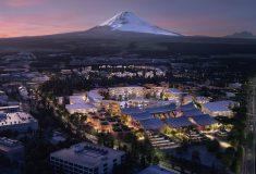 Тойота планирует создать у подножия горы Фиджи водородный город-лабораторию