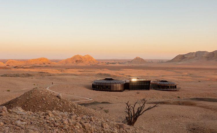 Геологический парк Бухайс открылся в пустыне Шарджа в ОАЭ