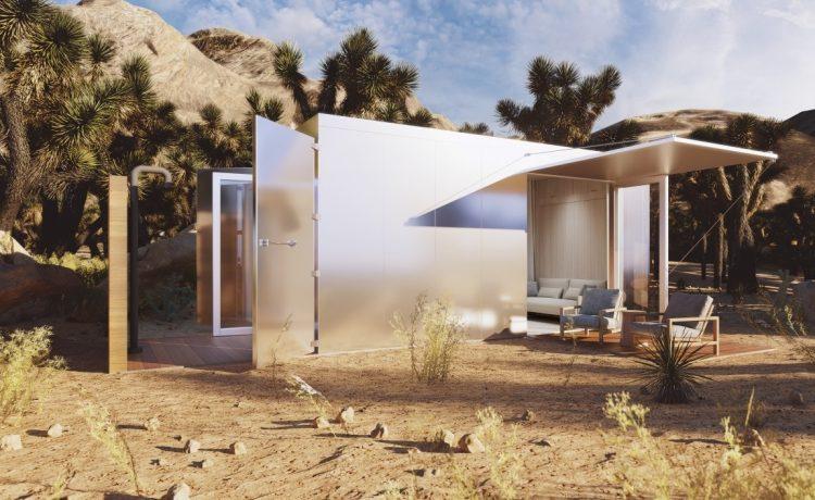 Buhaus – сборный дом класса люкс из транспортного контейнера