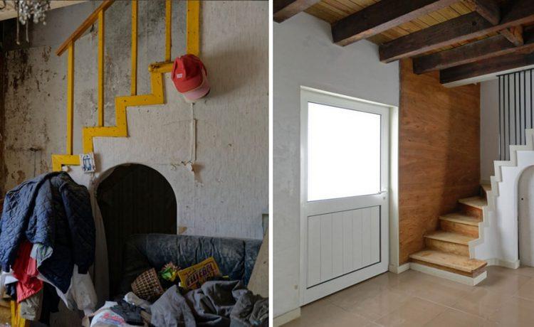 Некоммерческая организация в Португалии восстанавливает старые здания с использованием натуральной изоляции
