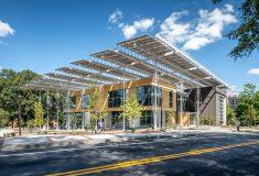 Kendeda – новый энерго-позитивный центр в Технологическом институте Джорджии
