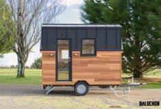 Крошечный домик Nano: вряд ли вы найдете меньше