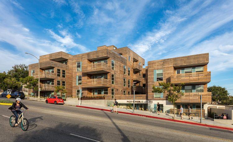 Новый жилой дом на солнечной энергии в Санта-Монике нацелен на получение сертификата LEED Platinum