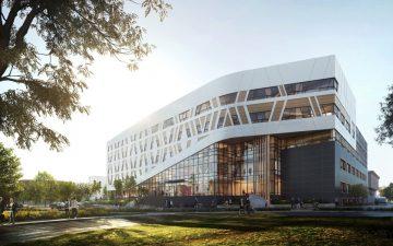 Первое углеродно-нейтральное деревянное здание будет построено в Канаде