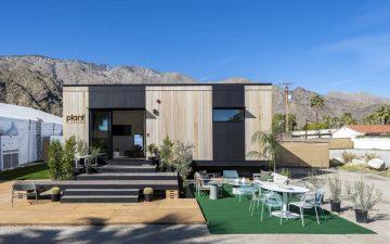 Новый сборный дом от Plant Prefab со смарт-технологиями