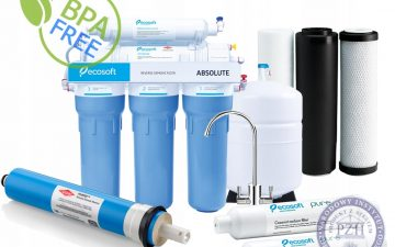Ecosoft: вода должна быть чистой!