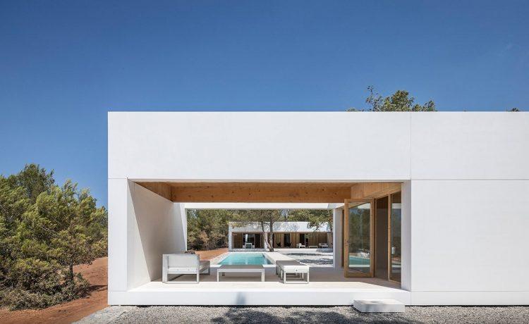 Резиденция Ca l'Amo на Ибице: роскошная и энергоэффективная