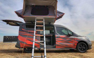 Новый мини-фургон на базе Ford рассчитан на семью из 5 человек