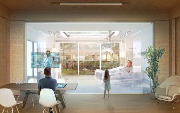 Быстровозводимые сборные больницы для оперативной медпомощи во время пандемий