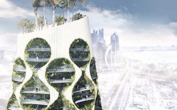 Архитекторы представили проект «зеленого» небоскреба на солнечной энергии