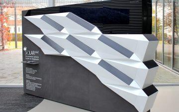 Ученые создали фасадные панели с более эффективными фотоэлектрическими элементами