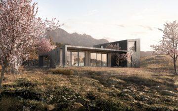 Новые жилые дома с нулевым энергопотреблением – будущее устойчивого образа жизни