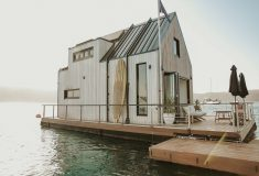 Плавучая вилла в Австралии для безмятежного и активного отдыха