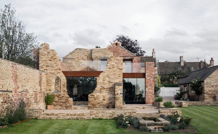 Старый викторианский дом реконструирован по принципам «зеленого строительства»