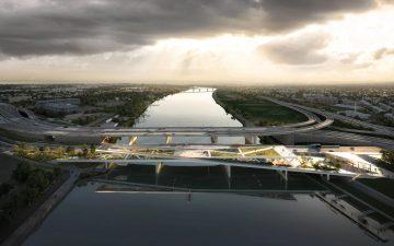 Вашингтонский мост станет прогулочным парком