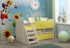 Кроватка для ребенка: правильный выбор в «Krovat.ru»
