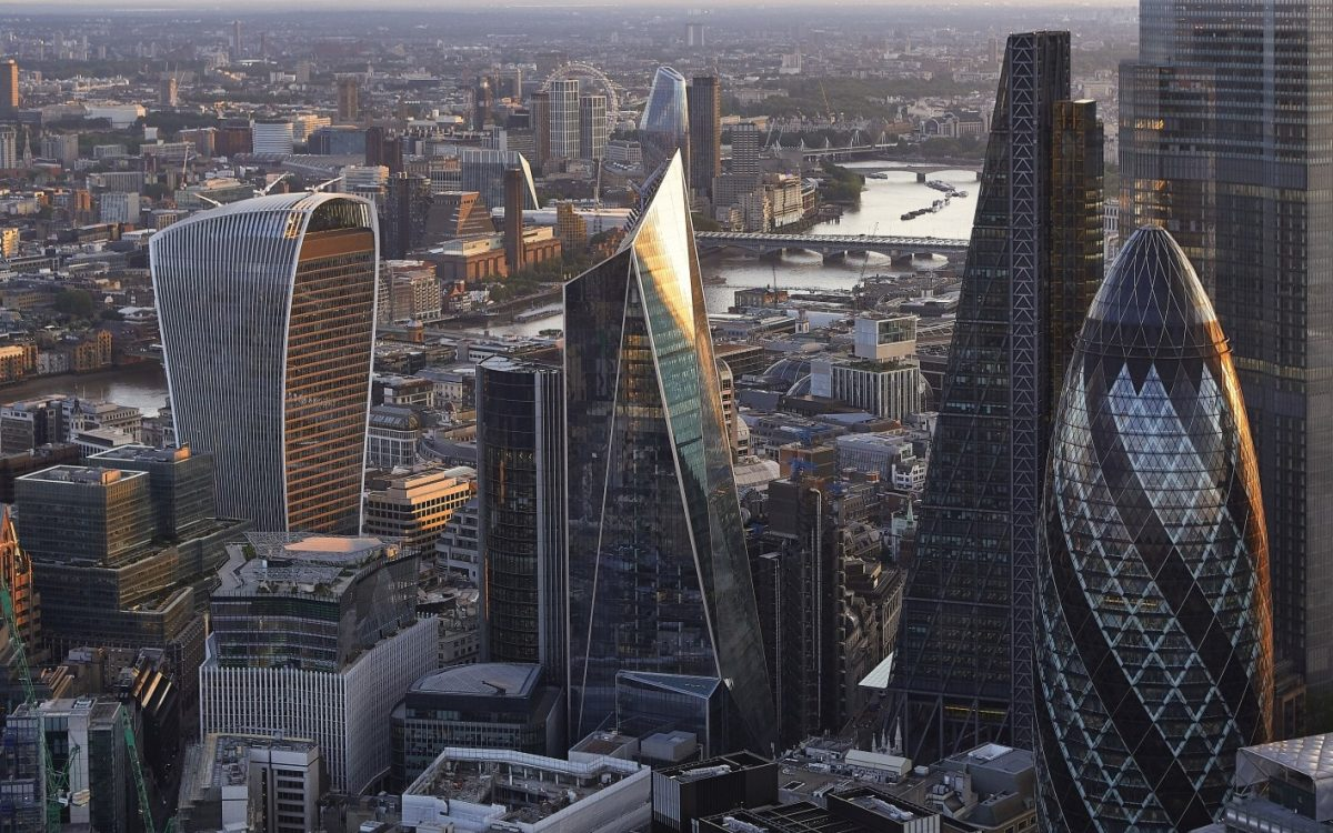 В лондонском Сити открыт новый небоскреб Scalpel