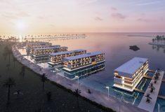 В Катаре для проведения ЧМ по футболу будет создано 16 устойчивых плавучих отелей