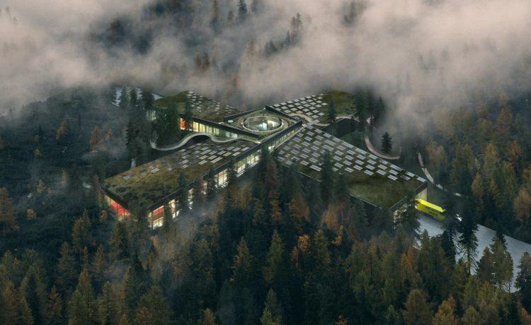 Экологичная мебельная фабрика и зона отдыха: два в одном