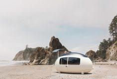 Обновленный Ecocapsule: меньшая цена, но форма та же