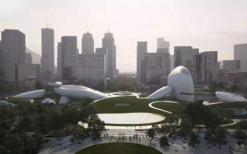 На набережной Шэньчжэня будет построен новый Парк культуры и отдыха