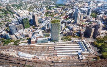 Самое высокое в мире гибридное деревянное здание появится в Сиднее