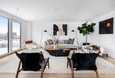 Компания Brooklyn Home представляет 25 новых пассивных домов в Нью-Йорке
