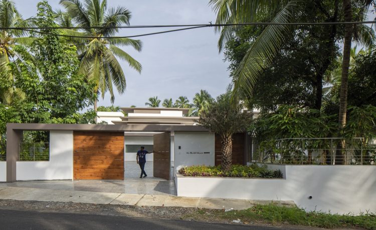 Элитный дом в Керале производит всю электроэнергию для собственных нужд