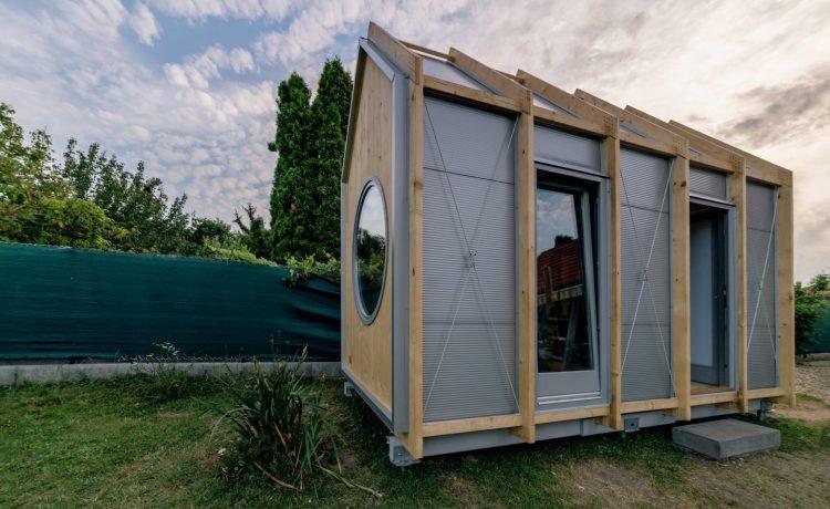 Мини-дом без излишеств, специально для самых экономных клиентов