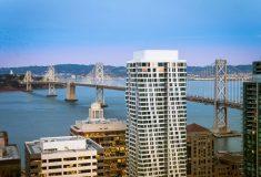 «Скручивающийся» жилой небоскреб станет новой достопримечательностью Сан-Франциско