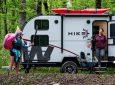 Прочный автофургон от Winnebago: для активных путешественников